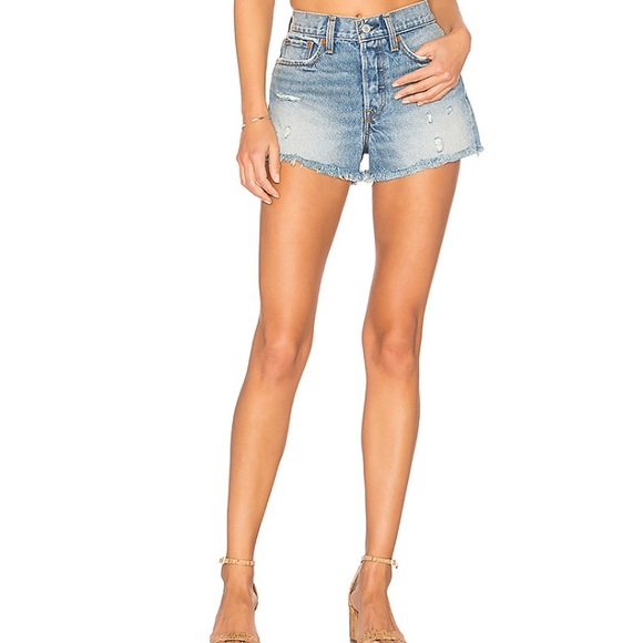 Levi's Pants - Levi's Shorts- worn once!